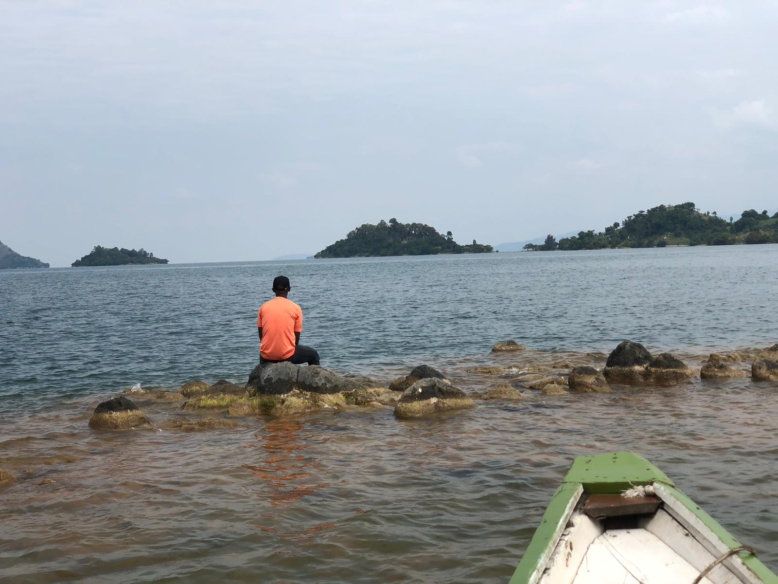 Lake Kivu's Picturesque Islands