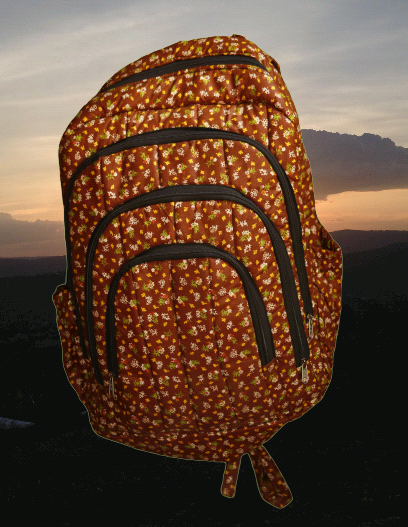 My Made in Rwanda Backpack