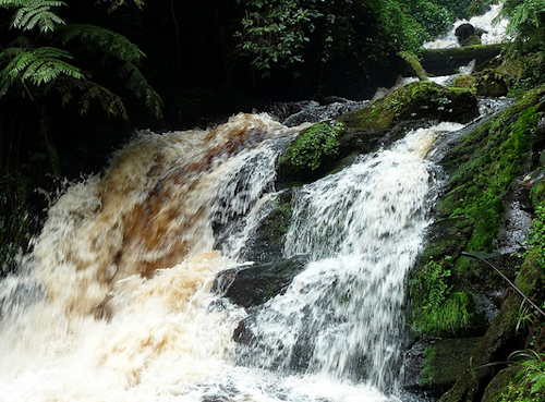 Discovering Isumo Falls