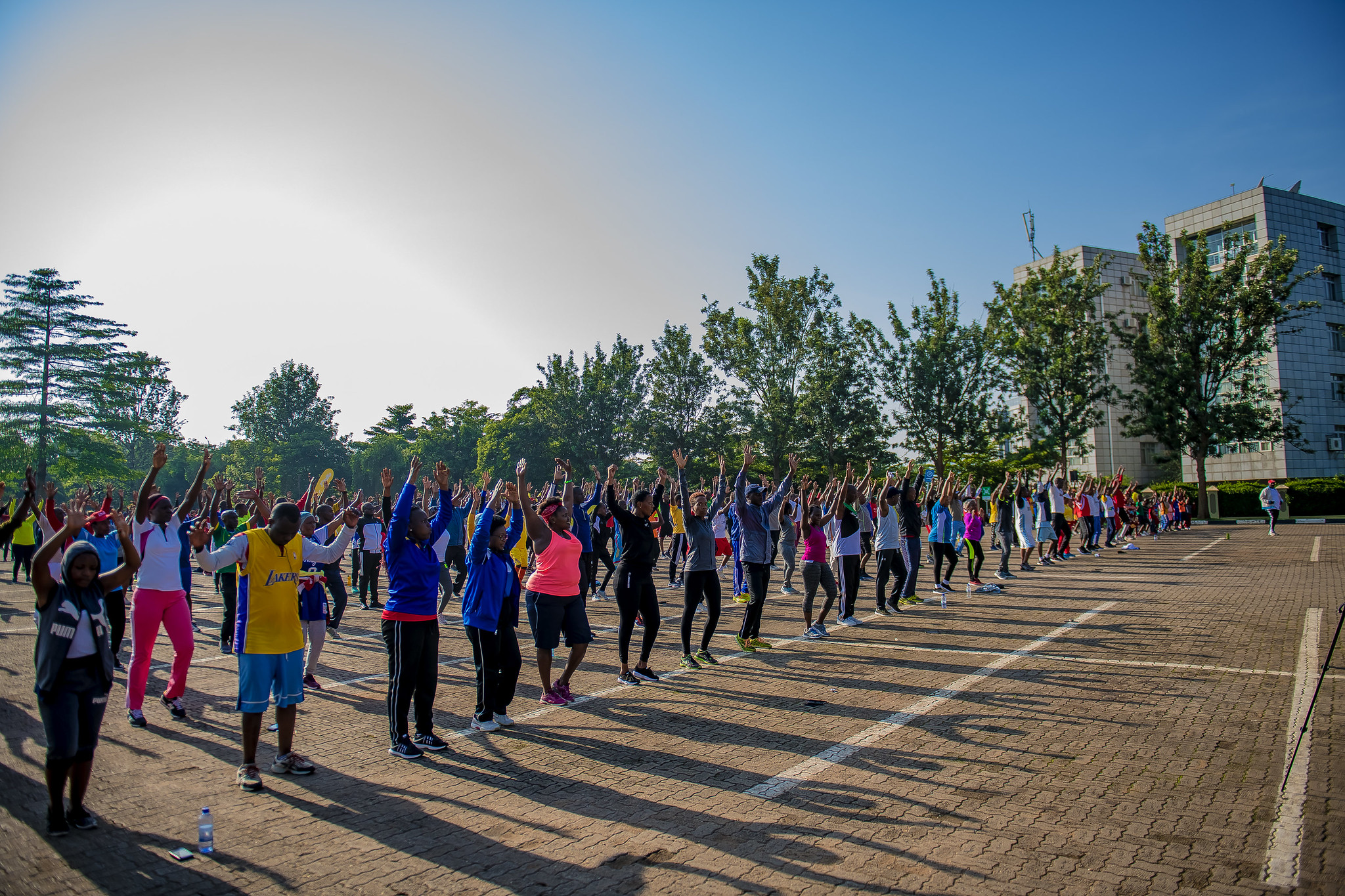 Kigali: Championing a Healthy Lifestyle